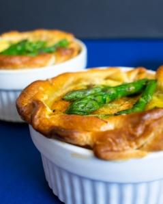 Recipes at ildiva.com - Asparagus Quiche Lorraine