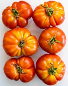 Food Photography Portfolio at ildiva.com - Heirloom Tomatoes